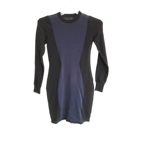 KENDALL + KYLIE Dress, Navy/Black, Small