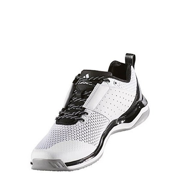 buy popular ef7e5 93e00 Shop Adidas Mens Speed Trainer 3.0, White Metallic Silver Black - Free  Shipping Today - Overstock - 22874128