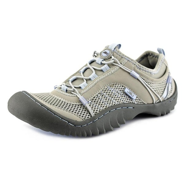 JBU by Jambu Wyoming Women Round Toe Synthetic Gray Walking Shoe