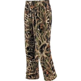 Legendary Whitetails Men's Timber Antler Fleece Camo Lounge Pants (Option: Brown)