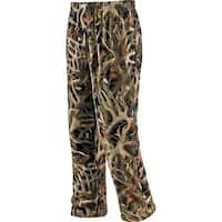Legendary Whitetails Men's Timber Antler Fleece Camo Lounge Pants