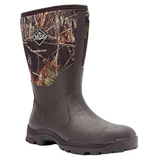 Muck Boot Women's Woody Max Mossy Oak Break Up Size 8 Hunting Boots
