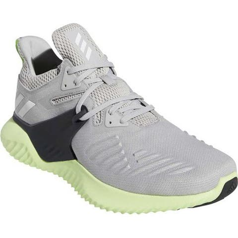 e4160a1129db7 adidas Men s Alphabounce Beyond 2 Running Shoe Grey Two F17 FTWR White Hi-