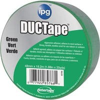 Intertape Polymer Group 20Yds Green Duct Tape 6720GRN Unit: EACH