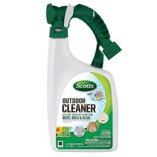 Scotts 51062 Plus Oxi Outdoor Cleaner, 32 Oz