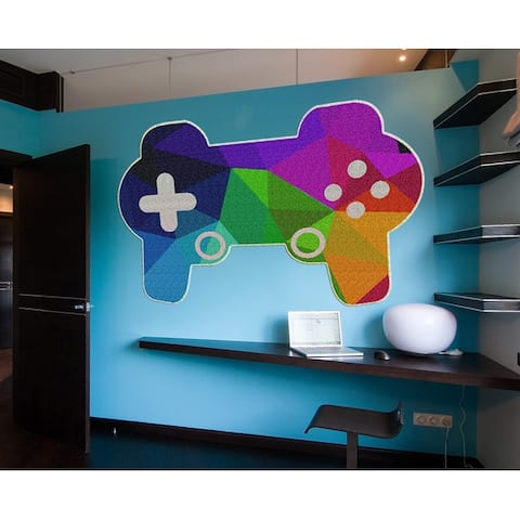 Game Game Controller Wall Decal, Game Game Controller Wall sticker, Game Game Controller wall decor