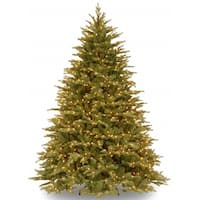 7.5 ft. Nordic Spruce(R) Tree with Clear Lights - green