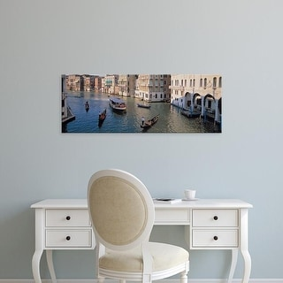Easy Art Prints Panoramic Images's 'Italy, Venice' Premium Canvas Art