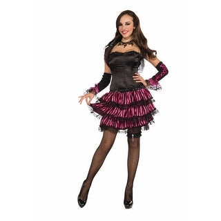 Burlesque Costume Skirt One Size Fits Most