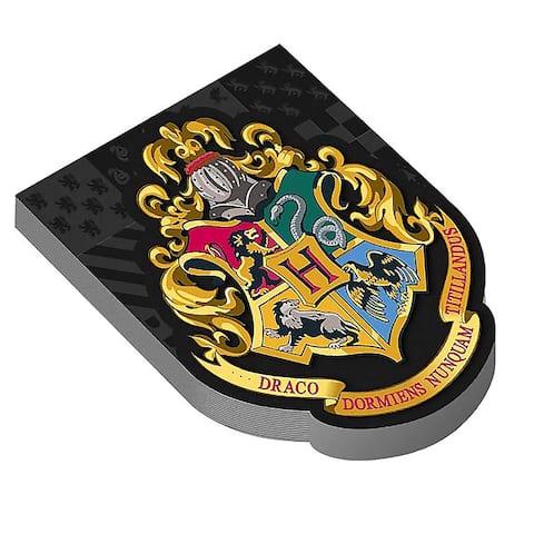 Harry Potter Gryffindor Crest Deluxe Memo Pad