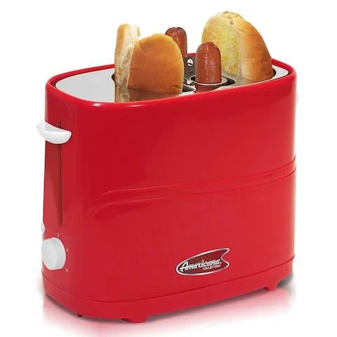 Americana Hot Dog Toaster APET542R