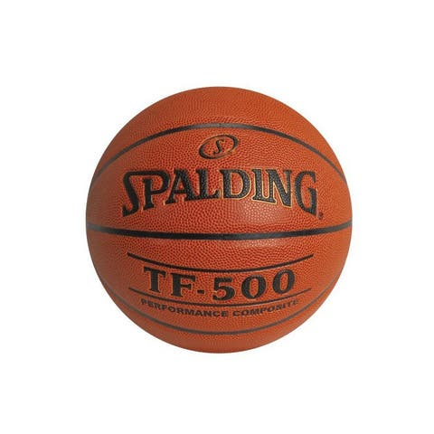 "Spalding TF-500 29.5"" Performance Composite Basketball"