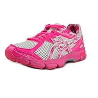Asics GT-1000 3 GS PR Youth  Round Toe Synthetic Pink Sneakers