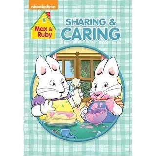 MAX & RUBY-SHARING & CARING (DVD)