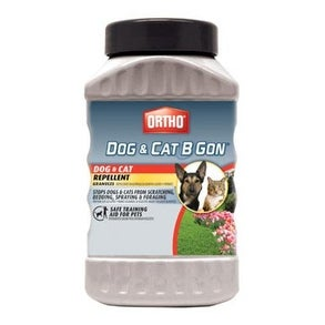 Ortho 0490310 Dog And Cat Repellent Granules, 2 Lbs
