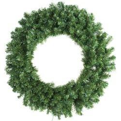 "- Norway Pine Wreath 140 Tips 20"""
