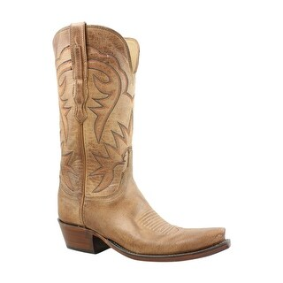 Lucchese Mens Hl4509.54 Cowboy, Western Boots Size 7 (B, N)