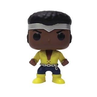 Funko Pop Marvel Classic Luke Cage Bobblehead Figure