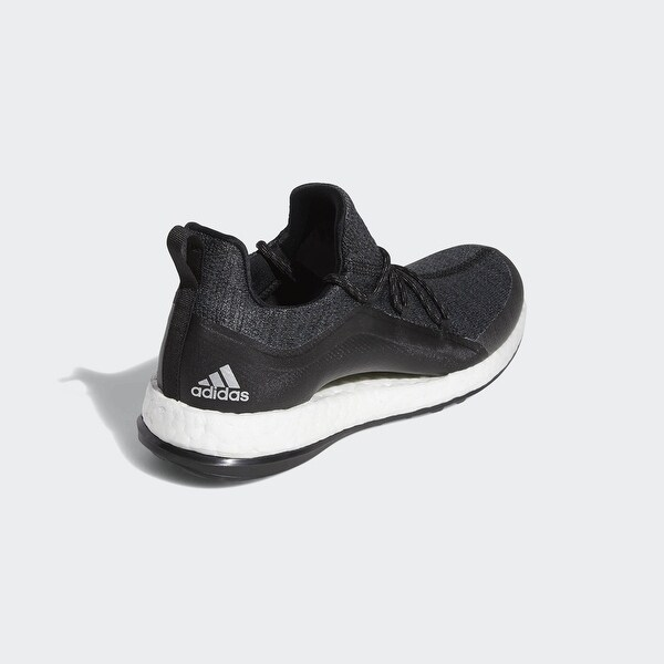 New Adidas Women's Pureboost XG 2 Black/Grey/Silver Met. Golf ...
