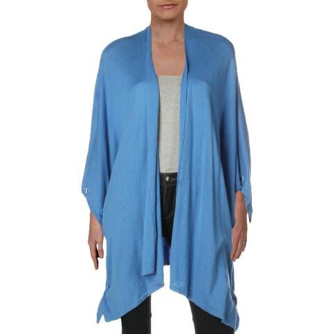 Belldini Womens Cardigan Sweater Kimono Open Front