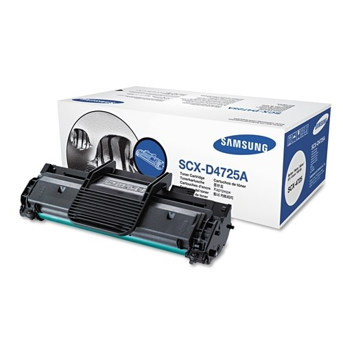 """Samsung SCX-D4725A Black Toner Cartridge Toner Cartridge"""