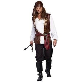 Sea Worthy Pirate
