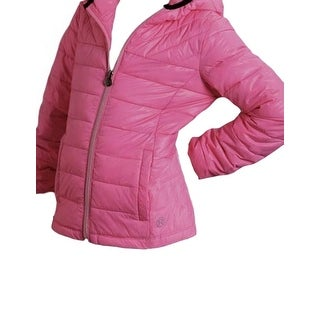 Roper Western Jacket Girls Cute Quilted Fun Pink 03-298-0693-0482 PI