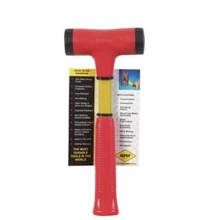 Nupla 10275 Dead Blow Hammer 24 Oz, Orange
