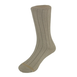 Gold Toe Boy's Wide Rib Dress Socks (3 Pair Pack)