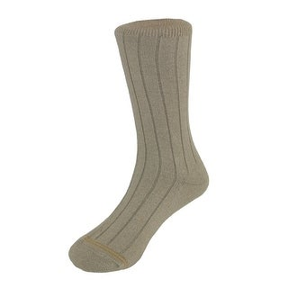 Gold Toe Boy's Wide Rib Dress Socks (3 Pair Pack)