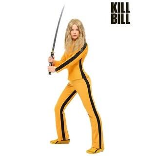 Kill Bill Beatrix Kiddo Women's Costume