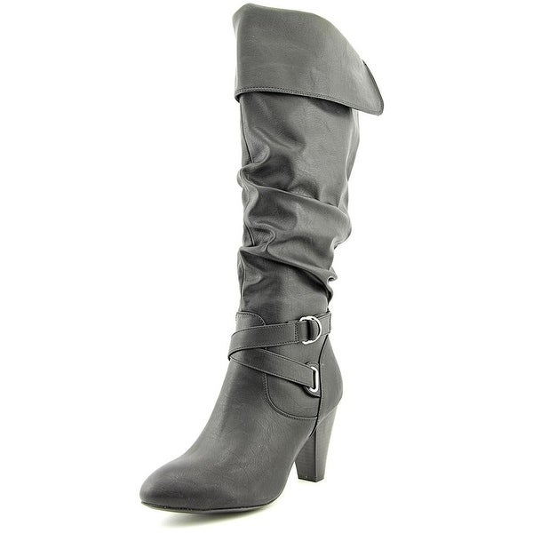 Rampage Women's Ellesandra Heeled Dress Boots