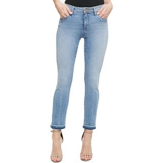 Sanctuary Womens Robbie Cropped Jeans Distressed Classic Rise (3 options available)