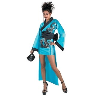 Dragon Geisha Girl Costume