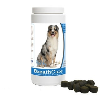 Healthy Breeds Australian Shepherd Breath Care Chews