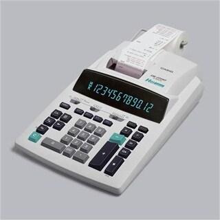 Desktop Calculator 12-Digit Digitron Two-Color Printing -