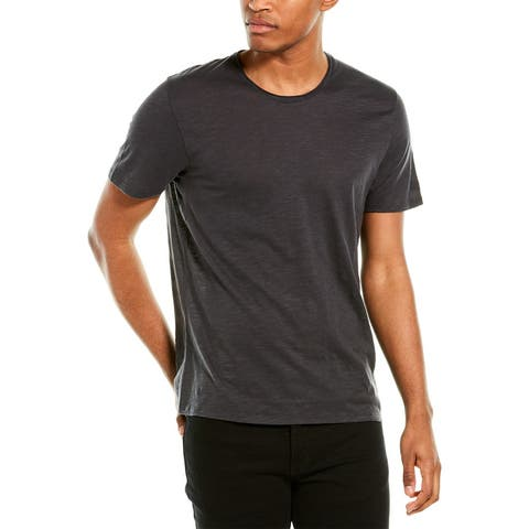 Zadig & Voltaire Toby Flamme Overdyed T-Shirt - ANTH