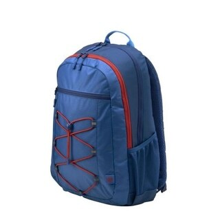 "Hp Consumer - 1Mr61aa#Abl - 15.6"" Blue/Red Backpack"