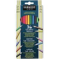 Colored Pencils 36/Pkg-