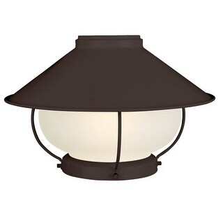 Craftmade OLK13CFL Single Light Outdoor Light Kit from the Craftmade Collection