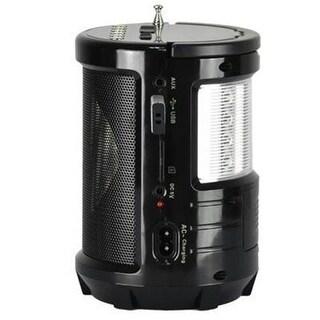 Qfx R-60USR Radio W Usb And Flashlight