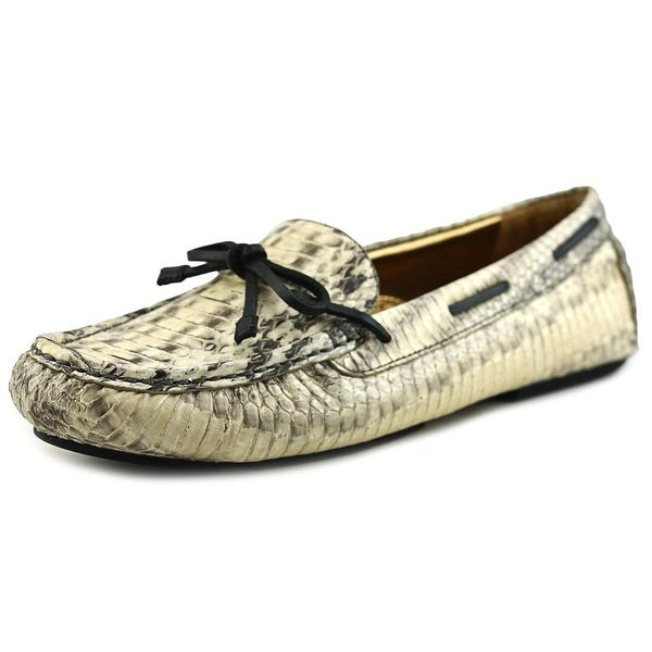 VC Signature Tawnie Women Moc Toe Leather Multi Color Loafer