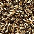 Toho Glass, Twisted Bugle Beads Size 3 9x2mm, 10 Grams, Bronze - Thumbnail 0