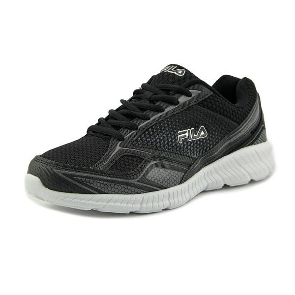 Fila Memory Deluxe 17 Men Blk/Blk/Msil Running Shoes