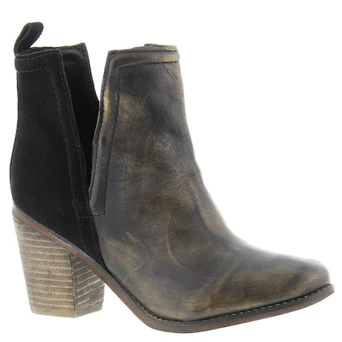 Diba True Later On Deep V Ankle Bootie - 6.5