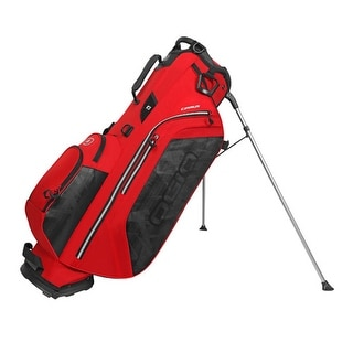 Ogio 2017 Cirrus Stand Bag - Fiery Red - fiery red