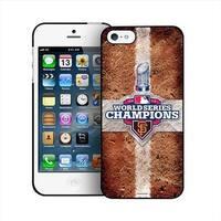 Pangea MLB World Series Champs Base Path iPhone 5 San Francisco Giants