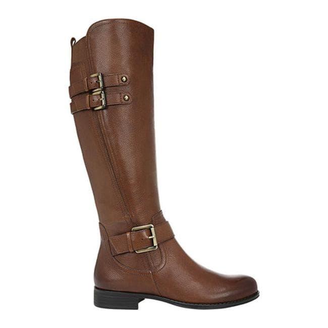 Naturalizer Womens Jessie Wide Calf Knee High Boot