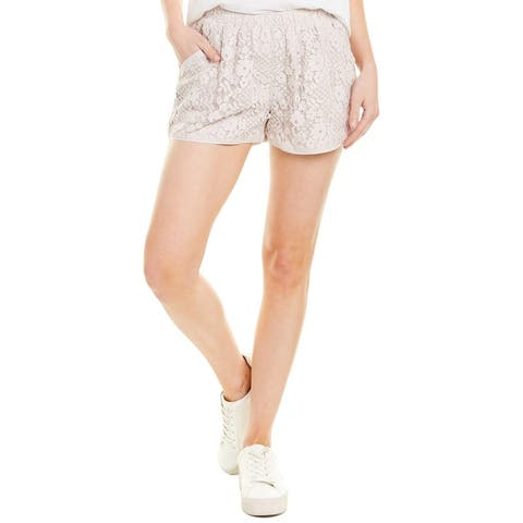 David Lerner Lace Sport Short