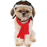 Rubies Aviator Pet Costume